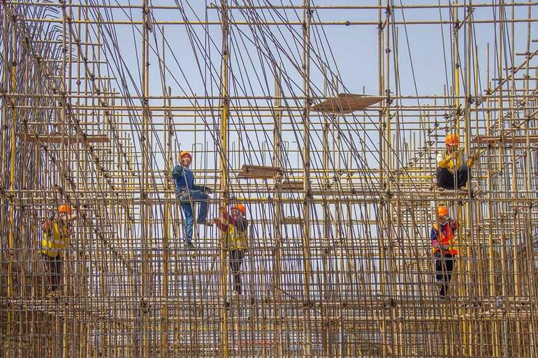 China — Dahin, der schöne Boom